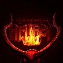 Hellboy: un poster del film