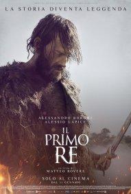 Il primo re: il poster ufficiale