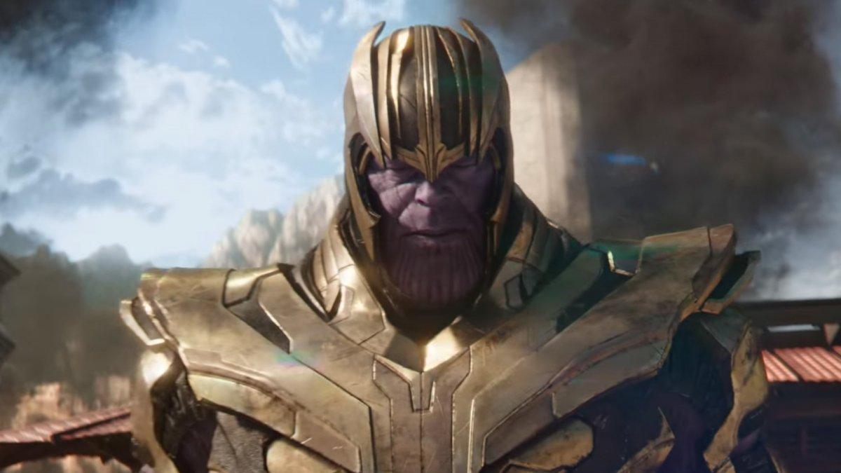 Avengers 4 Endgame Thanos è A Wakanda Nel Finale Di