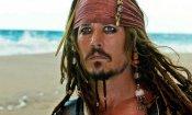 """Pirati dei Caraibi, Disney conferma: """"Johnny Depp non ci sarà"""""""