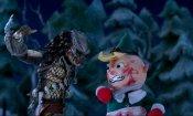 The Predator: il sanguinoso corto di Natale ambientato al Polo Nord!