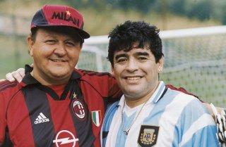 Tifosi Massimo Boldi Maradona