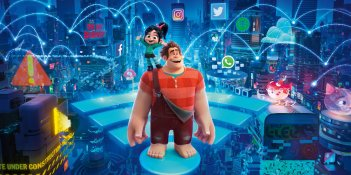 Ralph Breaks The Internet Movie Review0