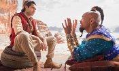 Aladdin: Will Smith parla di Robin Williams e del confronto con il suo Genio