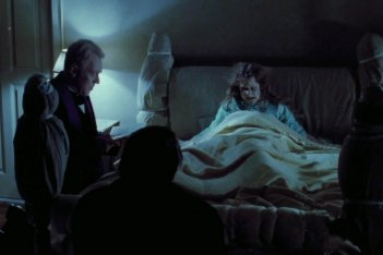 The Exorcist Sydow Blair