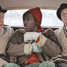 Una poltrona per due: Eddie Murphy con Don Ameche e Ralph Bellamy