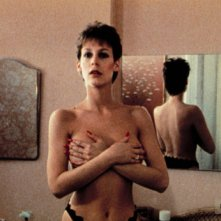 Jamie Lee Curtis in Una poltrona per due