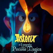 Locandina di Asterix e la pozione magica