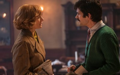 "Ben Whishaw ed Emily Mortimer: ""La vera Mary Poppins è il regista Rob Marshall!"""