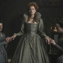 Maria Regina di Scozia: Margot Robbie in una scena