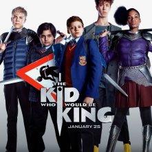 Il ragazzo che diventerà re: il poster del film