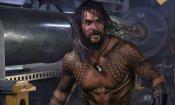 Box Office USA: Aquaman è ancora in testa