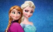 Frozen 2: primo sguardo a Elsa e Anna nella foto leaked