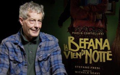 """La Befana vien di notte, il regista Michele Soavi:: """"La cultura è un superpotere"""""""