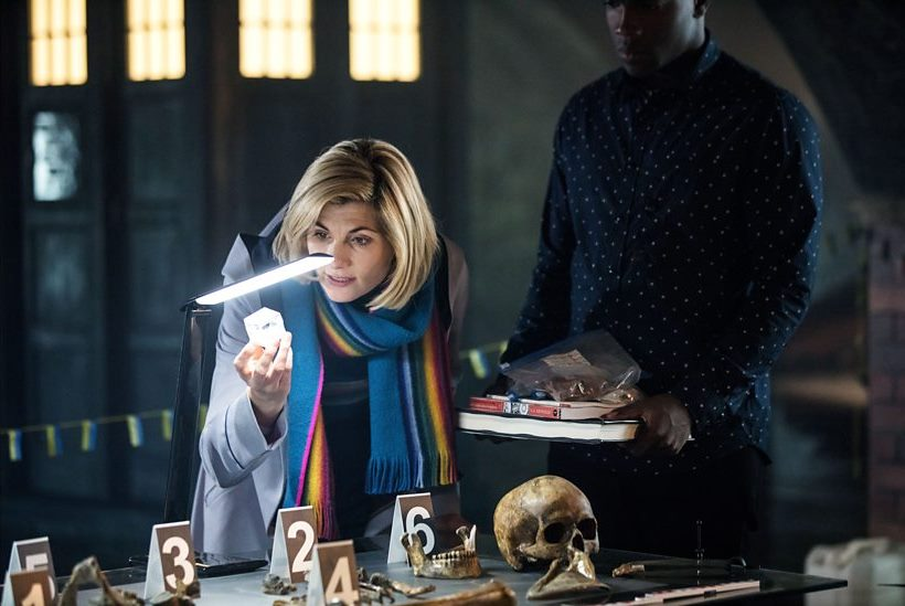 Doctor Who Resolution 3