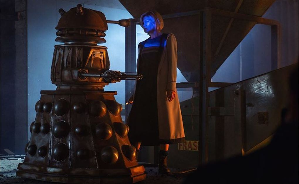 Doctor Who Resolution 5