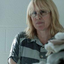 Escape at Dannemora: Patricia Arquette in una scena del finale