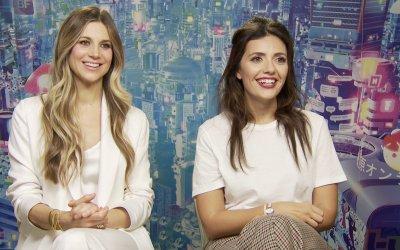 """Ralph Spacca Internet, Serena Rossi e Nicoletta Romanoff: Essere principessa significa sapere chi si è"""""""