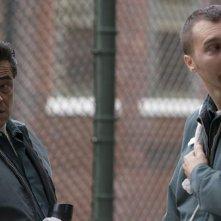 Escape at Dannemora: i protagonisti Benicio del Toro e Paul Dano