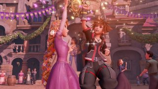 Rapunzel Dance