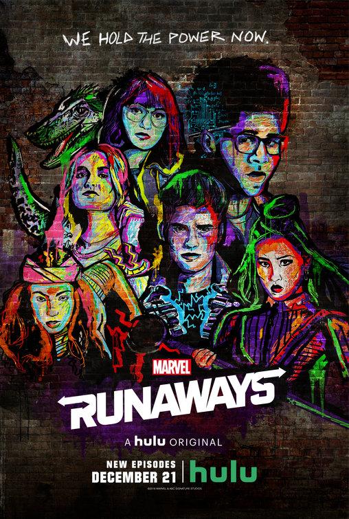 Runaways Stagione 2