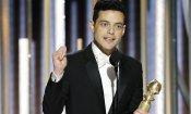 Golden Globes 2019: Bohemian Rhapsody e Green Book vincono nella notte delle sorprese