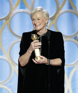 Glenn Close 2019 Golden Globe Win