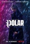 Polar: il poster ufficiale del film