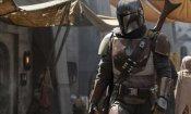 The Mandalorian: Pedro Pascal svela il logo della serie su Star Wars in arrivo su Disney+