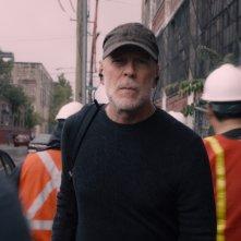 Glass: Bruce Willis in un momento del film