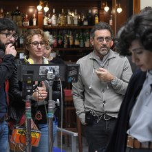 Io sono Mia: Serena Rossi sul set del film