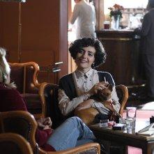 Io sono Mia: Serena Rossi in una scena del film