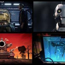 Love, Death & Robots: un'immagine promozionale della nuova serie firmata da Tim Miller