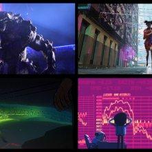 Love, Death & Robots: un'immagine promozionale della nuova serie antologica animata