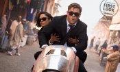 Men in Black International: Chris Hemsworth e Tessa Thompson nelle nuove foto
