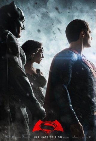 Batman V Superman Ultimate Edition Poster