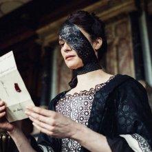 La favorita: Rachel Weisz durante una scena