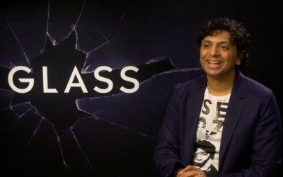 Intervista a M. Night Shyamalan su Glass