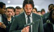 John Wick 3: Keanu Reeves e una pioggia di assassini nel trailer!