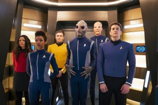 Star Trek Discovery Stagione 2 Brother 6