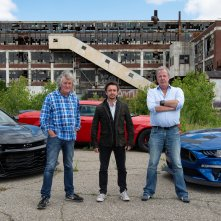 The Grand Tour:Jeremy, Richard e James testano delle auto potenti a Detroit