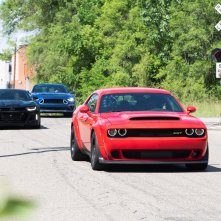"The Grand Tour: guidando delle ""muscle cars"" in Detroit"