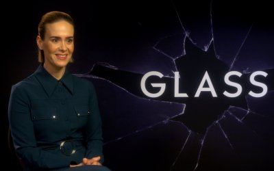 """Sarah Paulson su Glass: """"Il dolore è un regalo"""""""