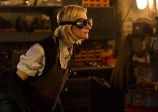 Doctor Who 11X01 The Woman Who Fell To Earth