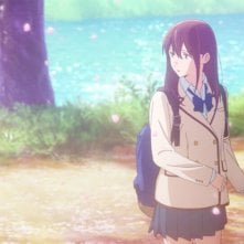 Voglio mangiare il tuo pancreas: una sequenza del film anime