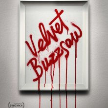 Velvet Buzzsaw: il poster del film