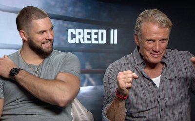 """Creed 2: Dolph Lundgren è di nuovo Ivan Drago: """"A volte un pugno è la miglior motivazione"""""""