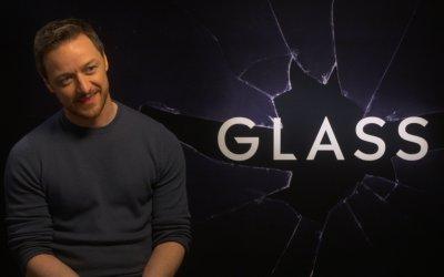 """Glass, James McAvoy è di nuovo La Bestia: """"Dopo questo film non so più chi sono"""""""