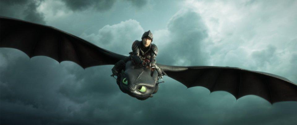 Dragon Trainer Il Mondo Nascosto 2