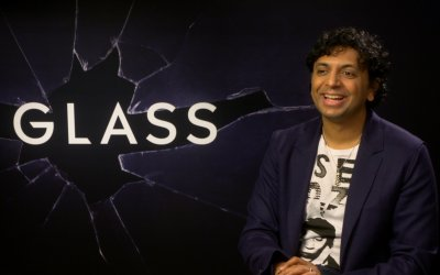 Glass: Shyamalan è felice dell'omaggio di Maccio Capatonda!